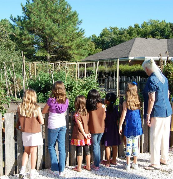 Girl Scout History Day: Gardening